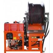 Каналопромывочная машина Преус Д200-100КР