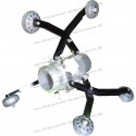 Телескопический центратор 140-330 мм
